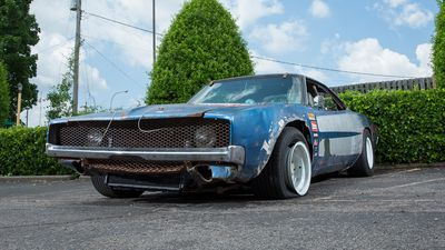 Vintage Circle-track Charger Rescue!