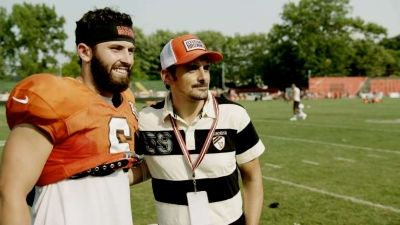 Training camp with the Cleveland Browns #3