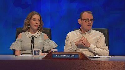 Katherine Ryan, Joe Wilkinson, John Cooper Clarke