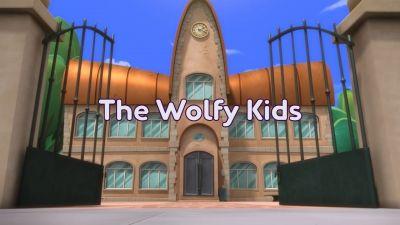 The Wolfy Kids
