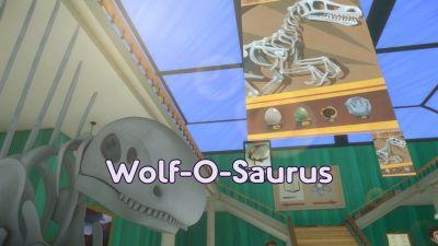 Wolf-O-Saurus