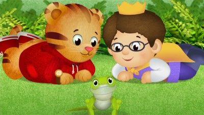 Daniel Learns About Lizards