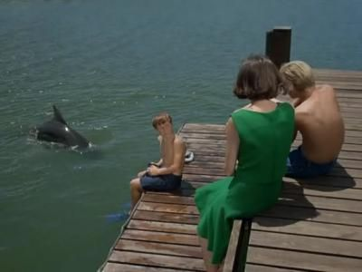 Lady and the Dolphin (1)