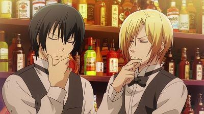 Men's Cocktails