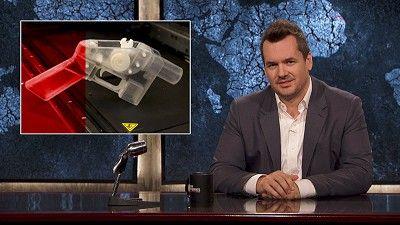 The 1D Brain Behind 3D-Printed Guns