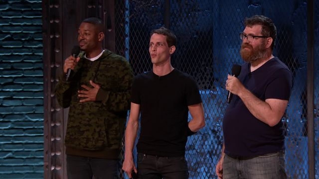 Mike Lawrence vs. Tony Hinchcliffe