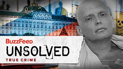 True Crime - The Covert Poisoning of an Ex-Russian Spy