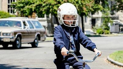 A High-Pitched Buzz and Training Wheels