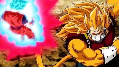 Rage! Super Fu Appears!