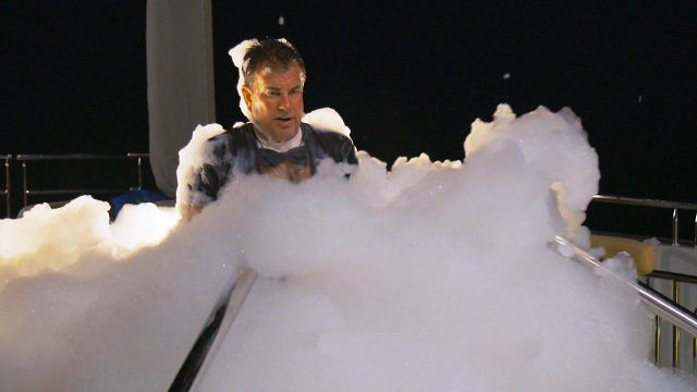Foam, Party of One