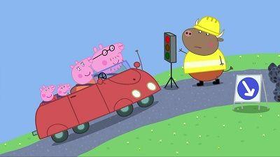 Mr. Bull's New Road