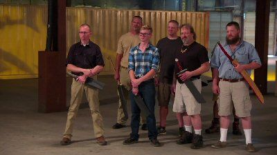 Forged in Fire All Stars