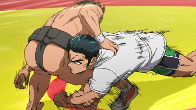 Wrestling vs Sumo wrestling
