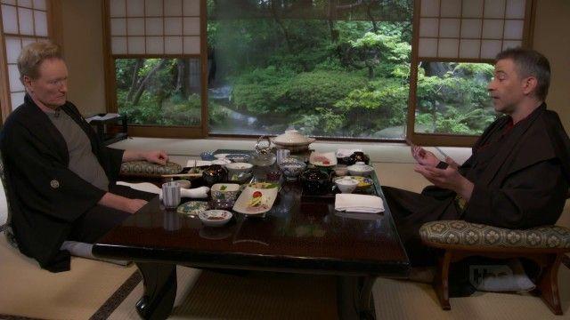 Conan in Japan