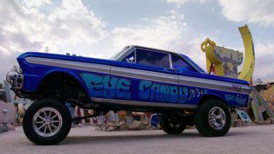 One Big Gas Car