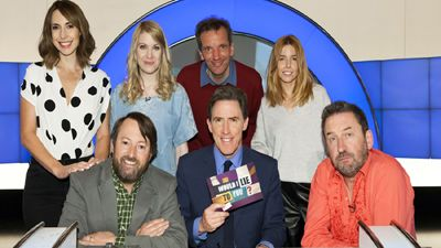 Stacey Dooley, Alex Jones, Rachel Parris and Henning Wehn