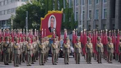 Back in the DPRK & California Burning