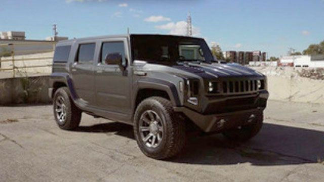 The Hummer of the Future