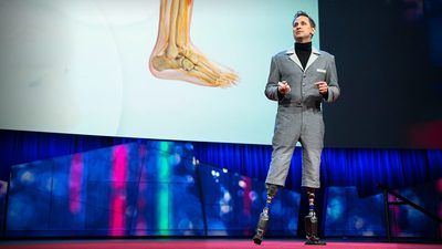 Hugh Herr: How we'll become cyborgs and extend human potential