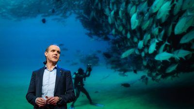 Enric Sala: Let's turn the high seas into the world's largest nature reserve
