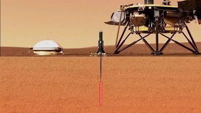 Drilling for Marsquakes Mars InSight