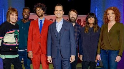 The Big Fat Quiz of the Year 2018