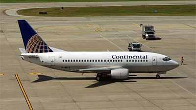 Runway Runoff (Continental Airlines Flight 1404)