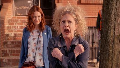 Kimmy Says Bye!