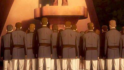Earth, Yamato is…