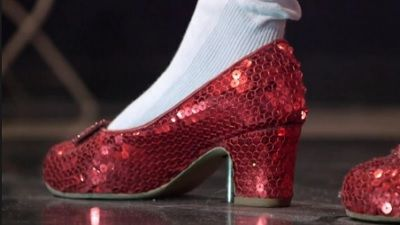 Solved: Mystery of the Lost Ruby Slippers