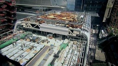 NYC Mega Build