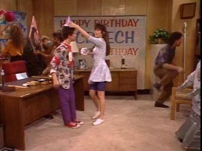 Screech's Birthday