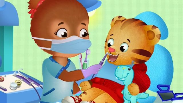 Daniel Visits the Dentist