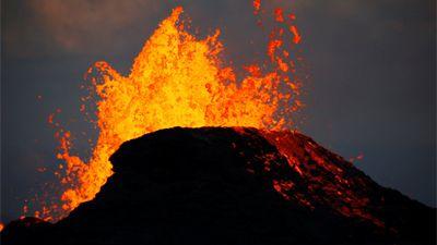 Living Volcanos