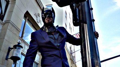 My Fiancé Believes He's a Superhero