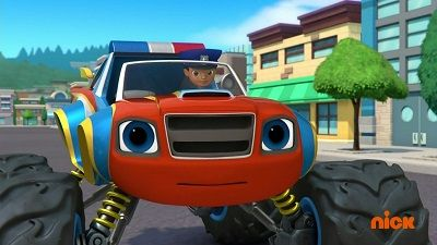 Officer Blaze