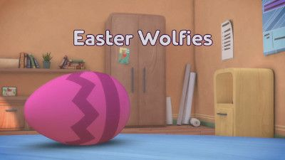 Easter Wolfies