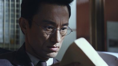 Yi Je Proposing a Deal to Min Sik