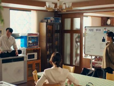 Hae Il and Kyeong Seon Devising a Scheme