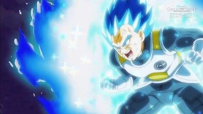 Counterattack! Fierce Attack! Goku and Vegeta!