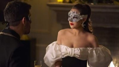 Life Is A Masquerade Party