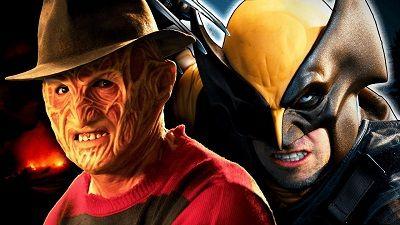 Freddy Krueger vs Wolverine