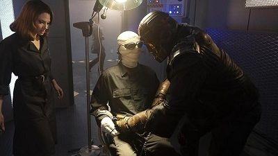 Cyborg Patrol