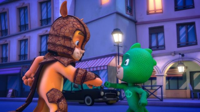 Armadylan and Robette Rule