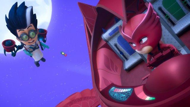 Glowy Moths