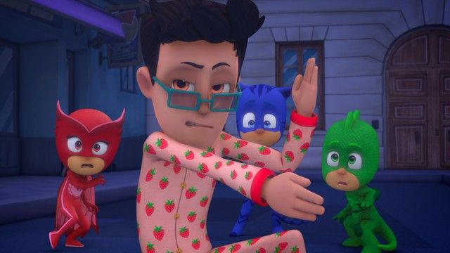 Teacher Goes Ninja