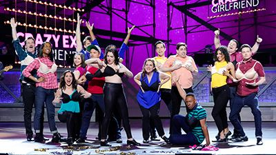 Yes, It's Really Us Singing: The Crazy Ex-Girlfriend Concert Special!