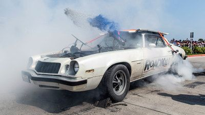The Ultimate Beater Burnout Machine!