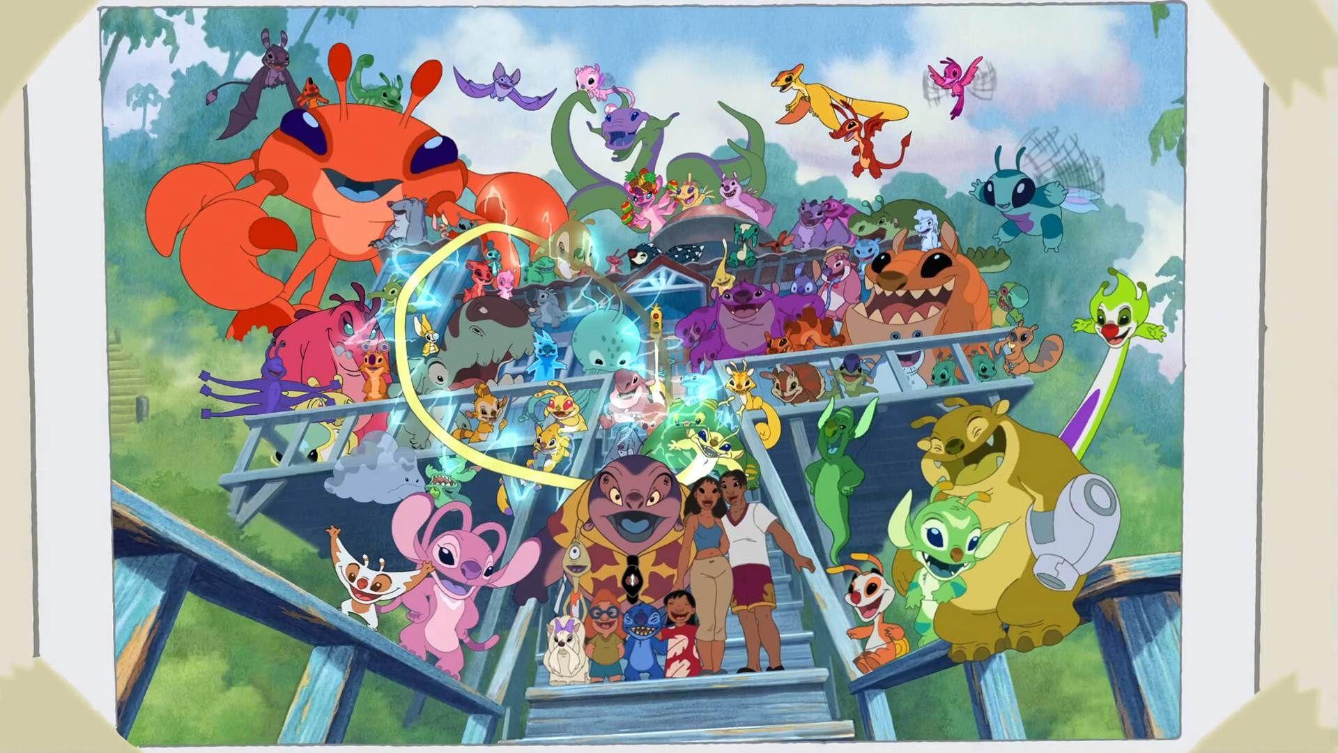 Best Lilo Stitch The Series Episodes Episode Ninja