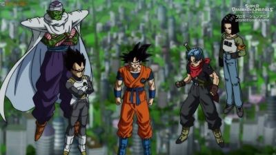 Calling All Super Warriors! Universe 7's Decisive Battle!